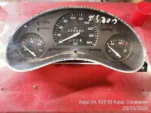 Opel Corsa B Combo Instrument Speedometer 90386322