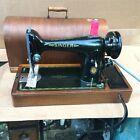 Centennial Vintage Singer 201  201K4 Electric knee control sewing machine