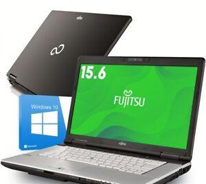 "Cheap 15.6"" Laptop Fujitsu Lifebook A530 Core i3 RAM 4GB 250GB HDD NO WINDOWS"