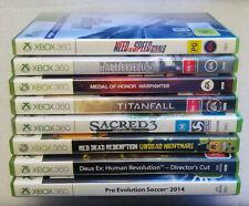 Microsoft XBox360 - Video Games