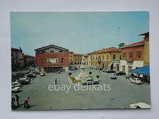 FUCECCHIO Piazza Montanelli Firenze vecchia cartolina