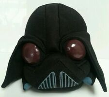 "STAR WARS - Darth Vader 5"" Angry Birds Soft Toy 2012 LFL Plush Collectible Toy"