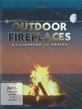 Blu-ray - Outdoor Fireplaces - Kaminfeuer im Freien