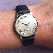 Smiths Pre-deluxe Watch 1950 RG0605 Serviced/timed