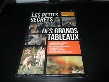 """DVD NEUF """"LES PETITS SECRETS DES GRANDS TABLEAUX - VOLUME 5"""""""