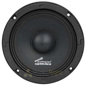 """Audiopipe 6.5"""" 125 Watts RMS Low Mid Frequency Loudspeaker Single APMB-65FLT"""