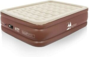 Missyee Queen Size Double Air Bed - Elevated Inflatable Air Mattress