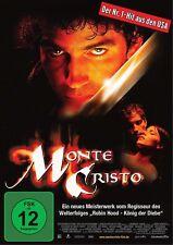 (JAMES CAVIEZEL/DAGMARA DOMINCZYK) MONTE CRISTO   DVD NEU