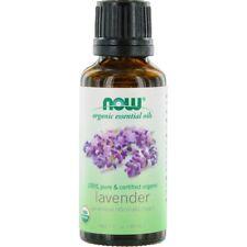 Essential Oils Now Lavender Oil 100% Organic 1 oz
