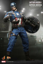 Hot Toys MMS156 Captain America: The First Avenger - Original