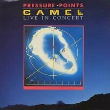 Camel - Pressure Points - Live In Conc (NEW CD)
