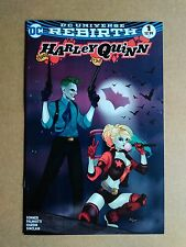 Harley Quinn #1 Rebirth Buy Me Toys Exclusive Ant Lucia Color Variant
