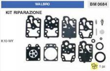 KIT RIPARAZIONE SERIE MEMBRANE membrana CARBURATORE WALBRO K10-WY (K 10 WY)