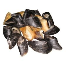 100 COW HOOVES  Aust - Dog Treats, Dehydrated - BULK BUY - Free Post AUST WIDE