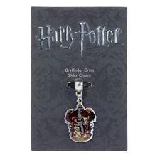 Slider Charm Gryffindor Crest Harry Potter Official Bracelet Necklace Jewellery