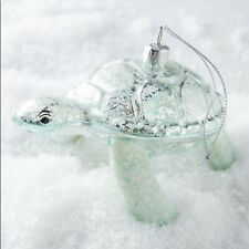 Anthropologie Sea Turtle Ornament NEW