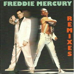 Freddie Mercury: Remixes         CD