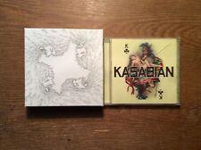 Kasabian [2CD Alben] Velociraptor! (+DVD)    + Empire