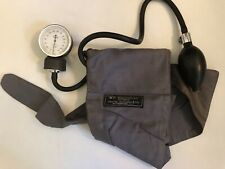 Antique B-D Manometer Becton Dickinson Blood Pressure Testing Instrument Tycos