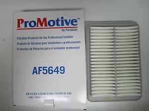 2007-2014 Toyota Camry Venza Purolator Air Filter NEW AF5649