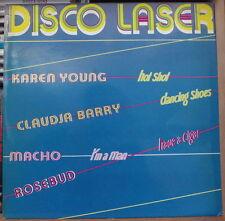 DISCO LASER COMPIL FRENCH LP  FLARENASCH 1979