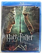 Harry Potter and the Deathly Hallows (Part 2)  Blu-ray Free Shipping