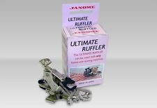 Janome Ultimate Ruffler Attachment for ANY snap on home-use sewing machine