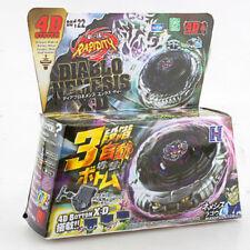 Rare Beyblade BURST Toys Diablo Nemesis X:D Launcher Metal Master Kids Gifts