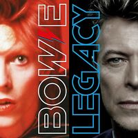 DAVID BOWIE - LEGACY (THE VERY BEST OF DAVID BOWIE)   CD NEU