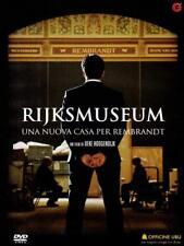Dvd Rijksmuseum - Una Nuova Casa per Rembrandt ......NUOVO