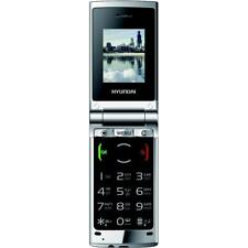 Nuevo Hyundai DOVEO Negro/Gris-Caja Sellada Original-Pantalla Dual Teléfono