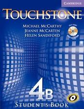 Touchstone Level 4B, Student's Book (Book & CD)
