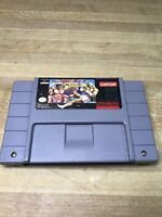 Street Fighter Turbo II 2 - SUPER NINTENDO SNES Game Tested working & Authentic