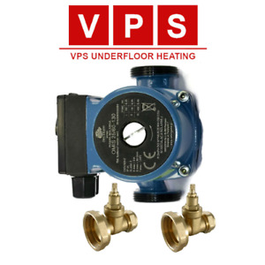 CENTRAL HEATING CIRCULATING PUMP FOR HOT WATER HEATING SYSTEM 25-60 130