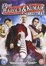 A Very Harold And Kumar Christmas Comedy DVD