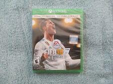 FIFA 18: Ronaldo Edition (Microsoft Xbox One, 2017) Brand New Factory Sealed