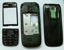 Red Black cover Housing fascia facia faceplate cover case for Nokia 5130