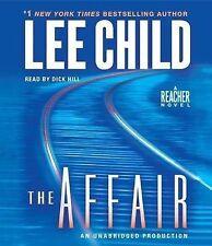 Lee CHILD / (Jack Reacher 16) The AFFAIR            [ Audiobook ]