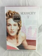 NEW Sex and the City: The Complete First Season (DVD, 2013, 2-Disc Set)