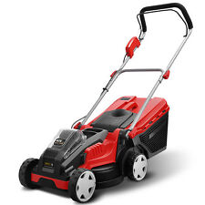 Lawn Mower Cordless Lawnmower Lithium Battery Powered Electric Garden