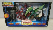 Marvel Legends Spider-Man's Fearsome Foes