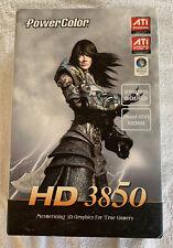 PowerColor ATI Radeon HD 3850 256MB GDDR3 Graphics Card