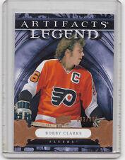 MINT! 2009-10 UD ARTIFACTS LEGEND NO.130 BOBBY CLARKE PHILADELHIA FLYERS 983/999