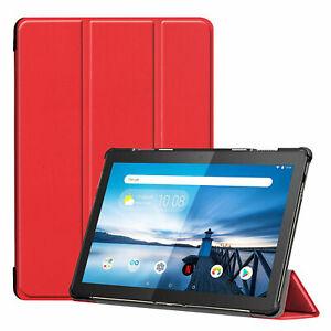 Slim Funda para Lenovo Tab M10 TB-X605F/L Bolsa de Cubierta Stand Estuche Manga