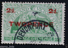 Fancy Cancel Pacific Stamps