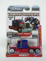Transformers 2010 Optimus Prime Figure Electronic Stealth Force Speed Stars NEW