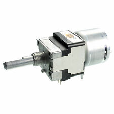 ALPS dual motorized rotary Potentiometer RK16812MG 100K log audio taper pot