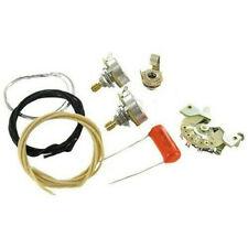 Tele 4 Way Wiring Kit 250k OAK Switch Orange Drop .047mf Switchcraft fit Fender®