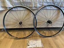 Bontrager Paradigm TLR Road Wheel set - Gently Used