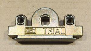 SI Siegenia Trial Schneckengehäuse alte Form Getriebeschloß für Getriebe 3 & 23